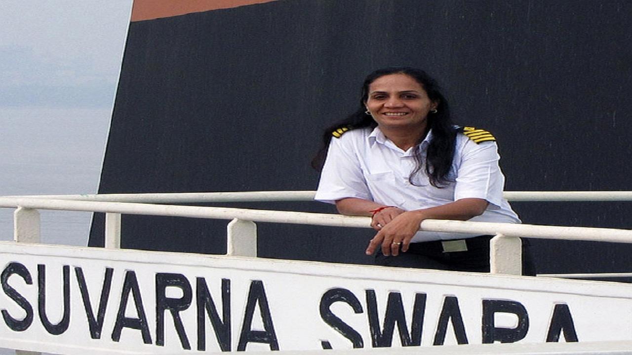 कैप्टन राधिका मेनन को मिला आइएमओ का बहादुरी पुरस्कार