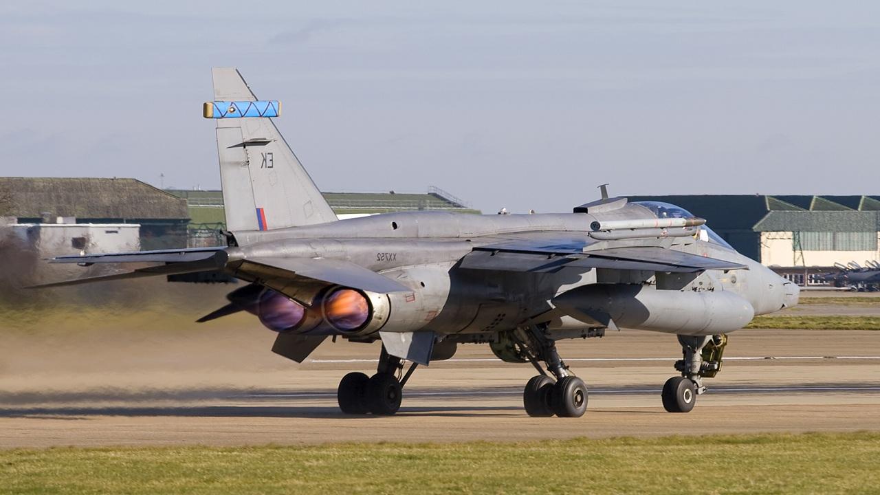 जगुआर डारिन-3 विमानों को मिला इनिशल ऑपरेशनल क्लियरेंस