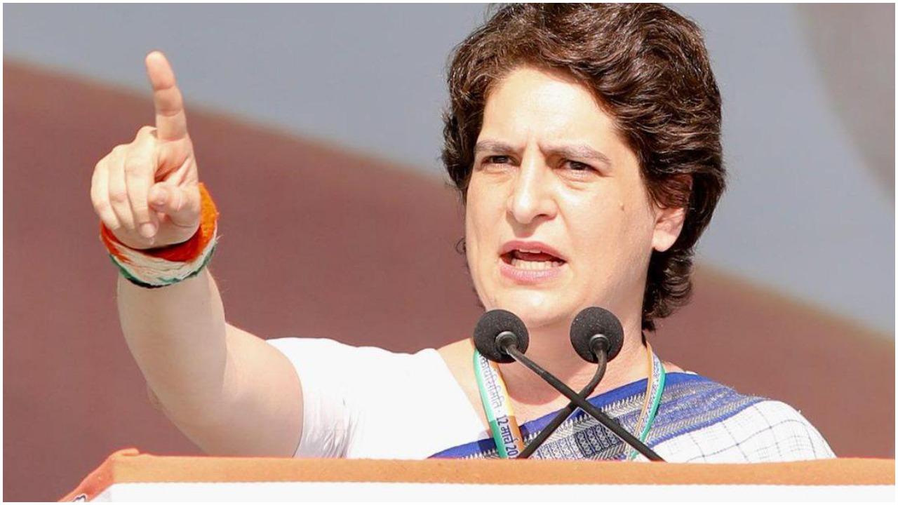 प्रियंका गांधी का केंद्र पर निशाना, कहा- सरकार के पास 'शहीद किसानों' का आंकड़ा नहीं, कृषि कानून रद्द हो