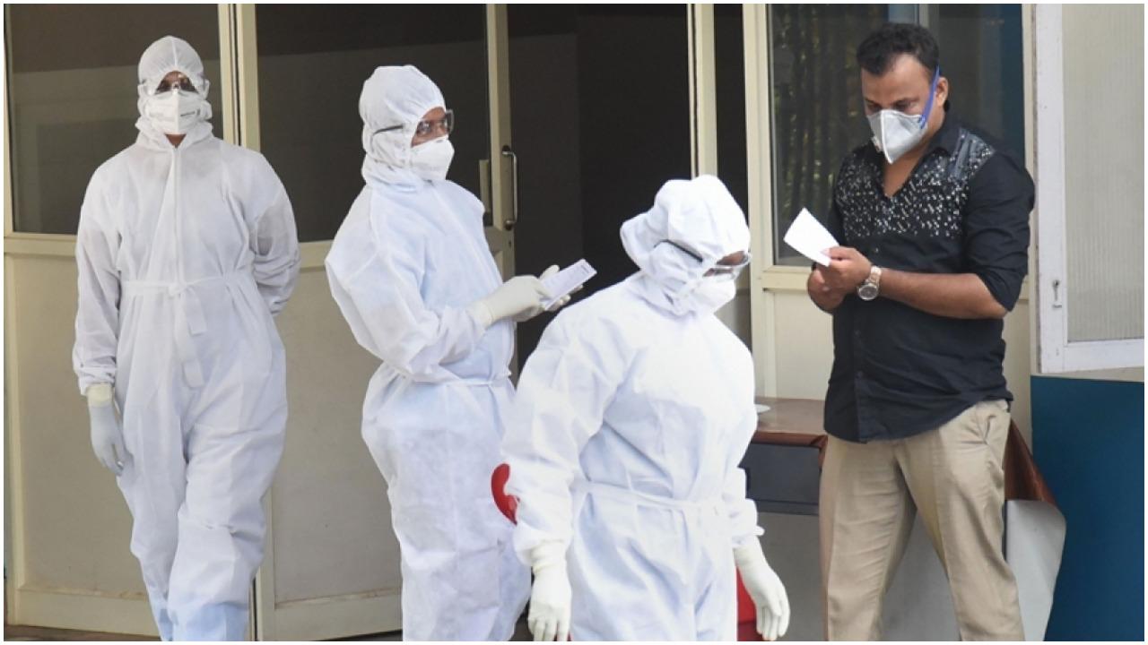 Maharashtra के ठाणे में Covid-19 के 445 नए मामले, 11 और मरीजों की मौत
