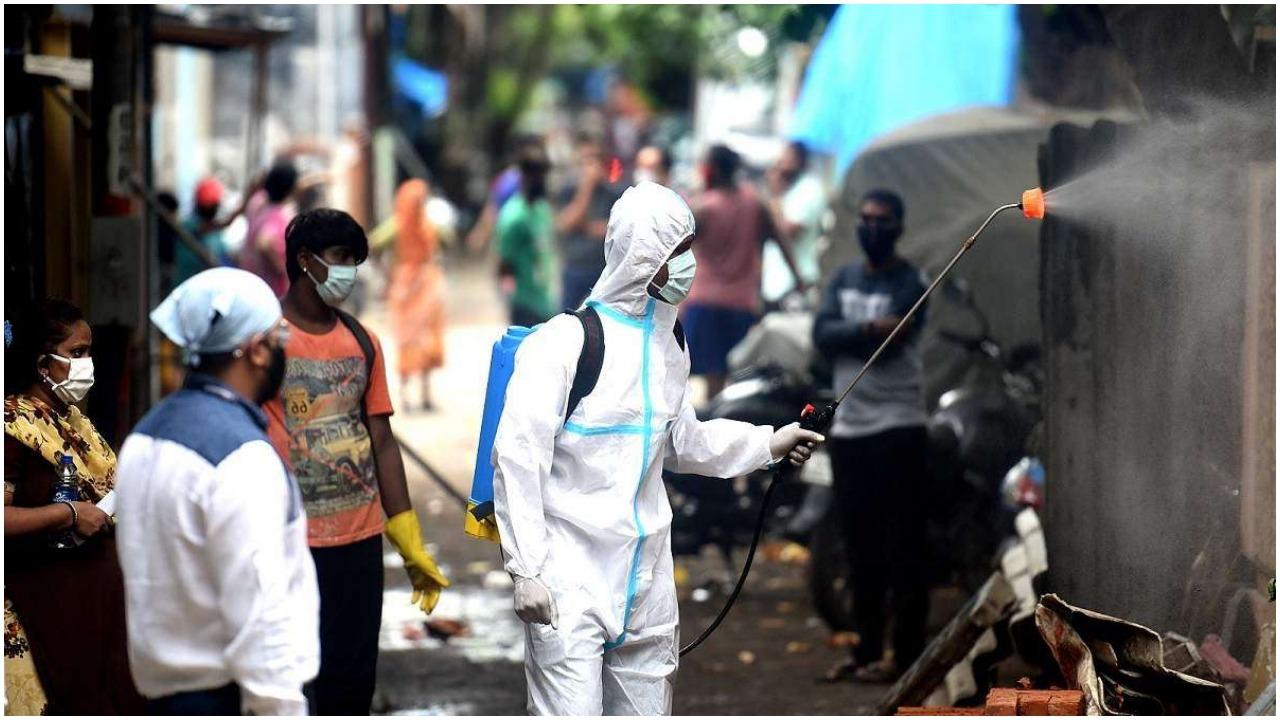 महाराष्ट्र (Maharashtra) में कोरोना वायरस संक्रमण के 5134 नए मामले, 224 और लोगों की गई जान