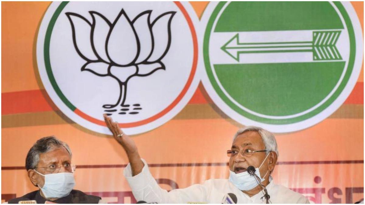 बिहार में 57% मंत्रियों ने अपने खिलाफ आपराधिक मामलों की जानकारी दीः ADR