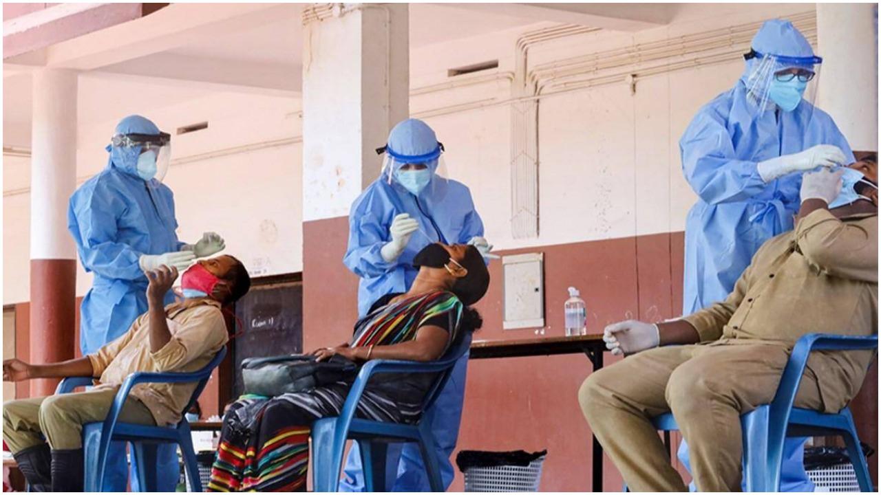 बिहार में कोरोना वायरस संक्रमण के मामले बढकर 2,45,398 हुए