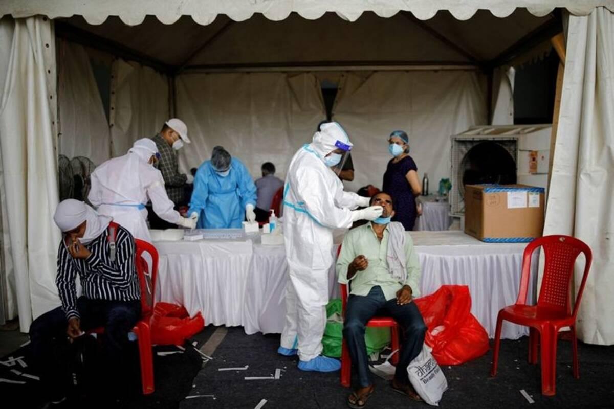 Coronavirus Updates : देश में Covid-19 के एक दिन में 1,31,968 नए मामले
