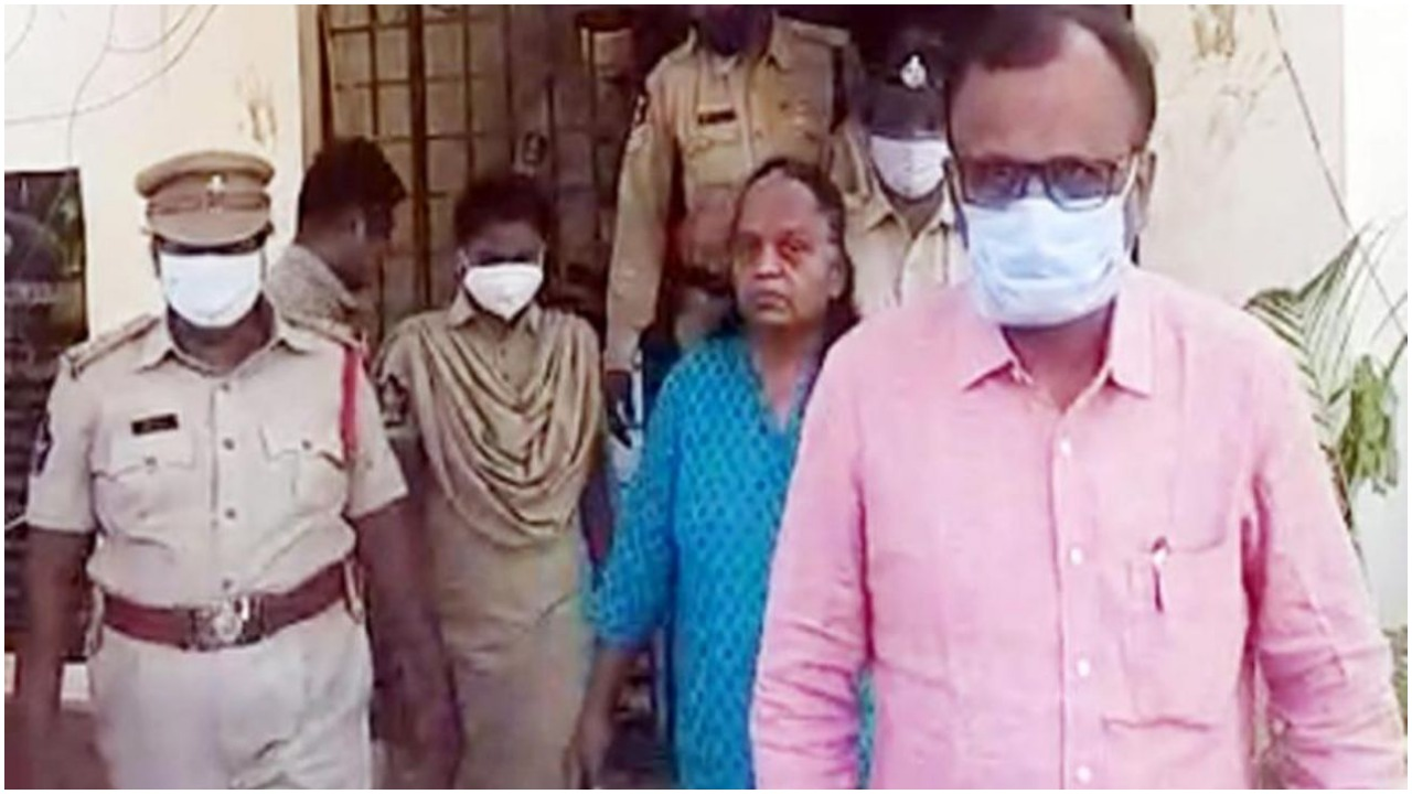 आंध्र प्रदेश : अंधविश्वास में की बेटियों की हत्या, मां-बाप को था दोबारा जिंदा होने का विश्वास