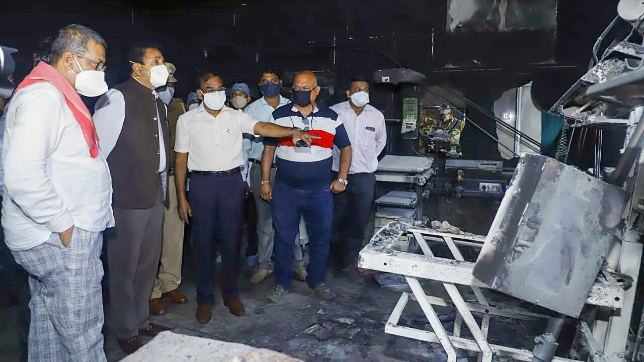 Bhandara Hospital Fire : प्रधानमंत्री ने परिजनों को दो-दो लाख रुपये की सहायता राशि को दी मंजूरी