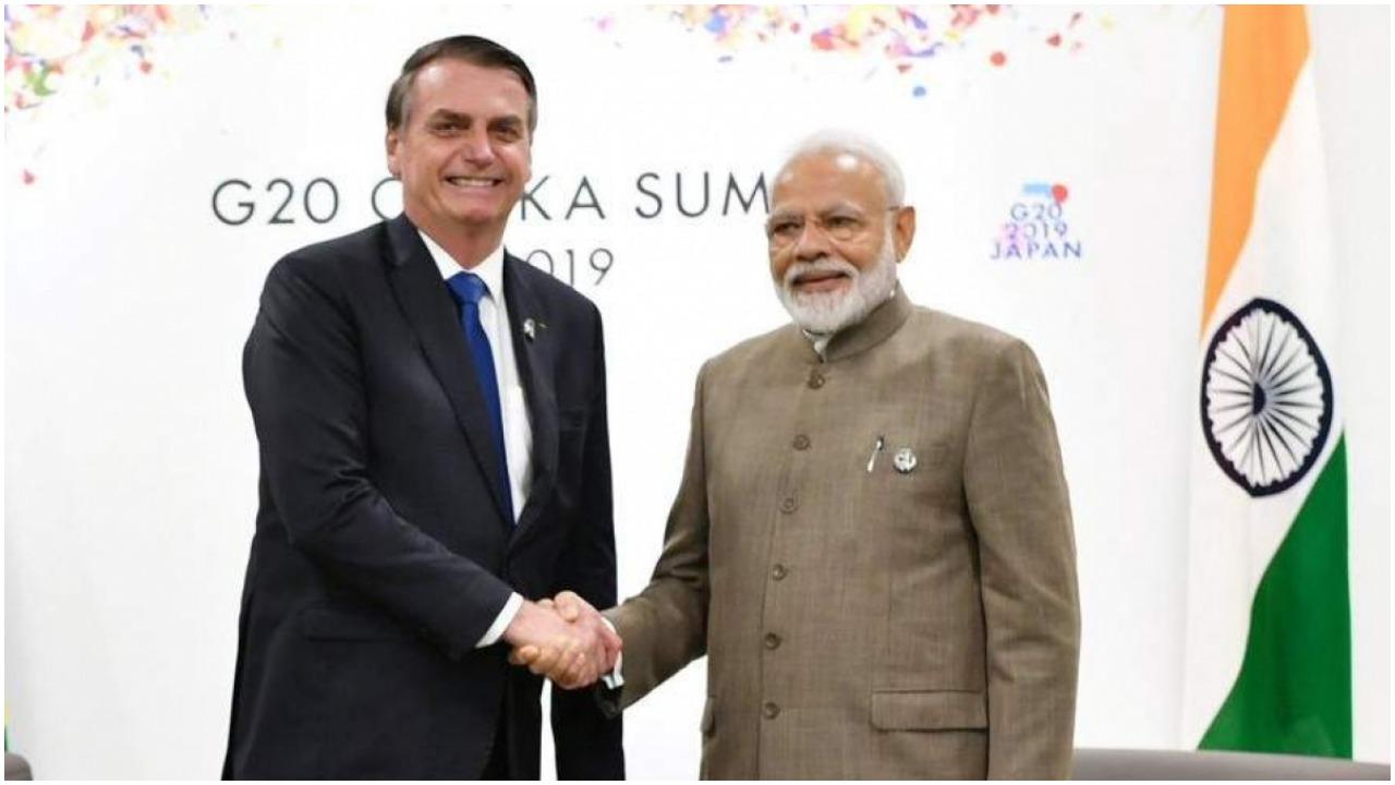 ब्राजील के राष्ट्रपति ने 'रामायण' का जिक्र करते हुए, भारत का कोविड-19 के टीकों के लिए किया शुक्रिया