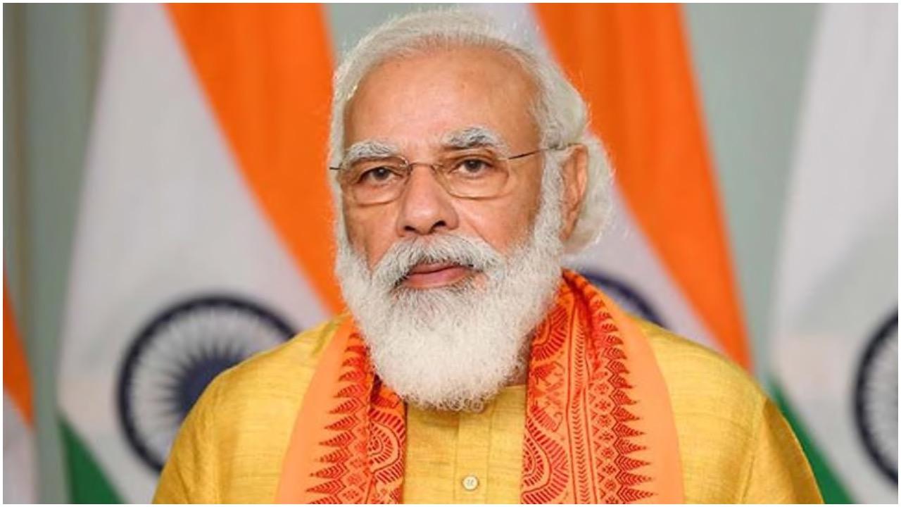 राज्यों को 18 साल से अधिक उम्र के लोगों के लिए मुफ्त टीका मिलेगा: प्रधानमंत्री नरेंद्र मोदी
