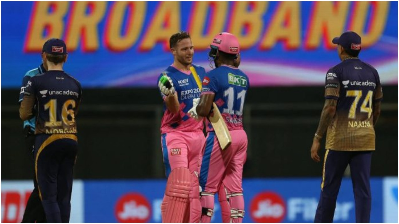 IPL 2021: राजस्थान रॉयल्स ने KKR को 6 विकेट से हराया, 5 मैचों में दूसरी जीत की दर्ज