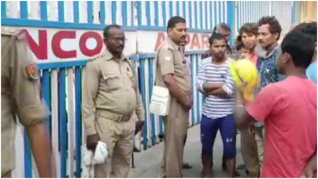 सोनभद्र के बिजलीघर में हुए हादसे में 13 मजदूर घायल,मुख्यमंत्री योगी आदित्यनाथ ने जांच के आदेश दिए