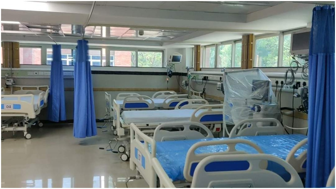 हरियाणा : भिवानी में ग्रामीणों ने बनाया कोविड अस्पताल, मरीज़ों का होगा नि:शुल्क इलाज