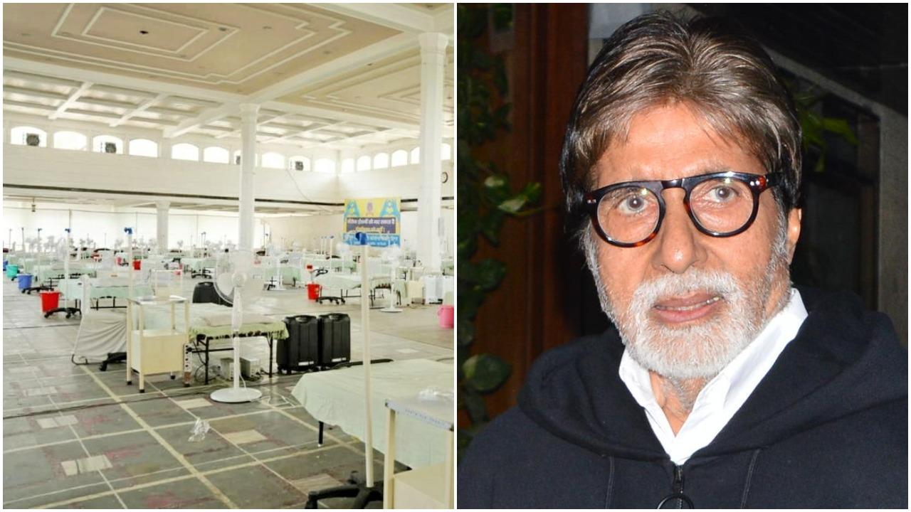 Covid- 19 : अमिताभ बच्चन ने दिल्ली के गुरुद्वारा फैसिलिटी को दान दिए 2 करोड़ रुपए
