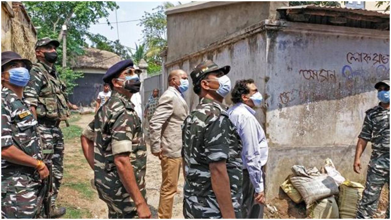 West Bengal : BJP विधायकों को सुरक्षा देंगे केंद्रीय अर्धसैनिक बल