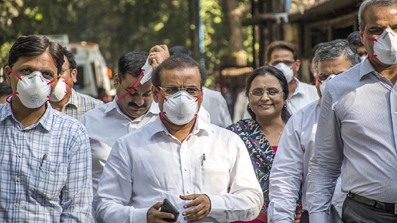 महाराष्ट्र में Mucormycosis के 2,000 से अधिक मामले हो सकते हैं : राजेश टोपे