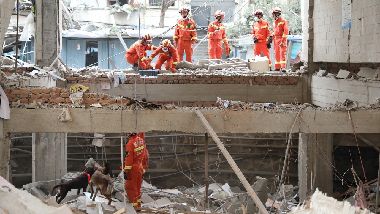 China gas blast: चीन में गैस पाइप विस्फोट में 11 लोगों की मौत, 37 घायल