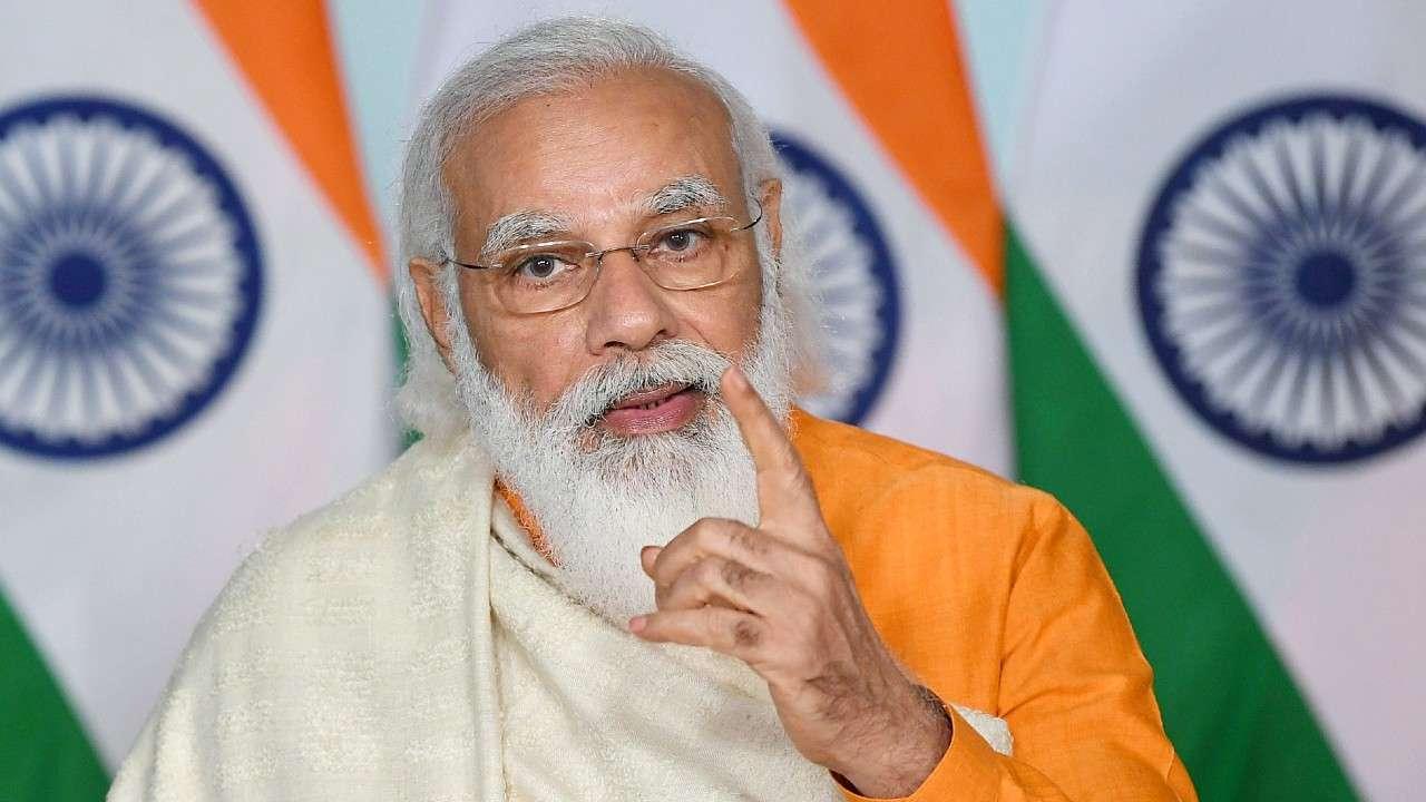 कोरोना से 'आत्मनिर्भर भारत' अभियान की रफ्तार धीमी हुई लेकिन संकल्प बरकरार : प्रधानमंत्री नरेंद्र मोदी