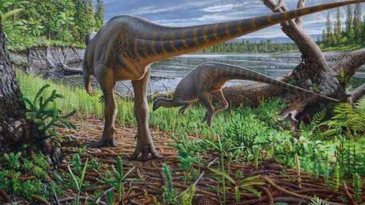 ब्रिटेन में मिले 11 करोड़ साल पहले के अंतिम डायनासोरों के पदचिह्न