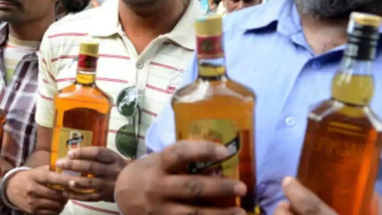 बिहार : पश्चिमी चंपारण में जहरीली शराब पीने से 16 की मौत
